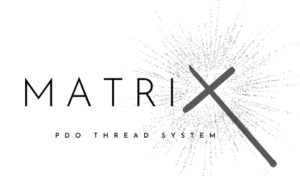 Final Matrix logo
