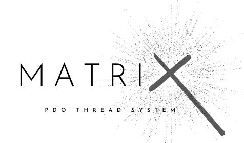 Final Matrix logo